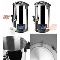 6 liter heetwaterdispenser - rvs - temperatuurinstelling - Lacor