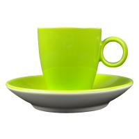 Espressokopje - Maastricht porselein - Bart Colour - Groen