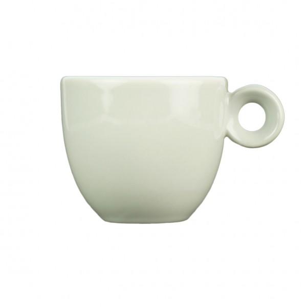 Espressokopje grijs - 80ml - Mosterdman