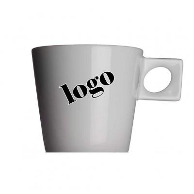 Walkure NYNY - Caffe Latte met logo